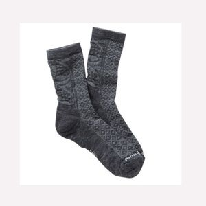 SmartWool Lily Pond Wool Blend Crew Socks